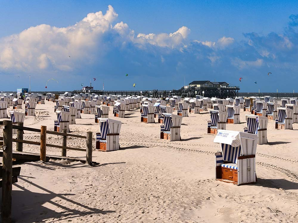 St. Peter-Ording Puzzle 100/200/500/1000/2000 Teile